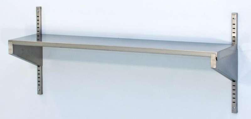 Mensole In Acciaio Inox.Mensola A Muro Bendoni Inox