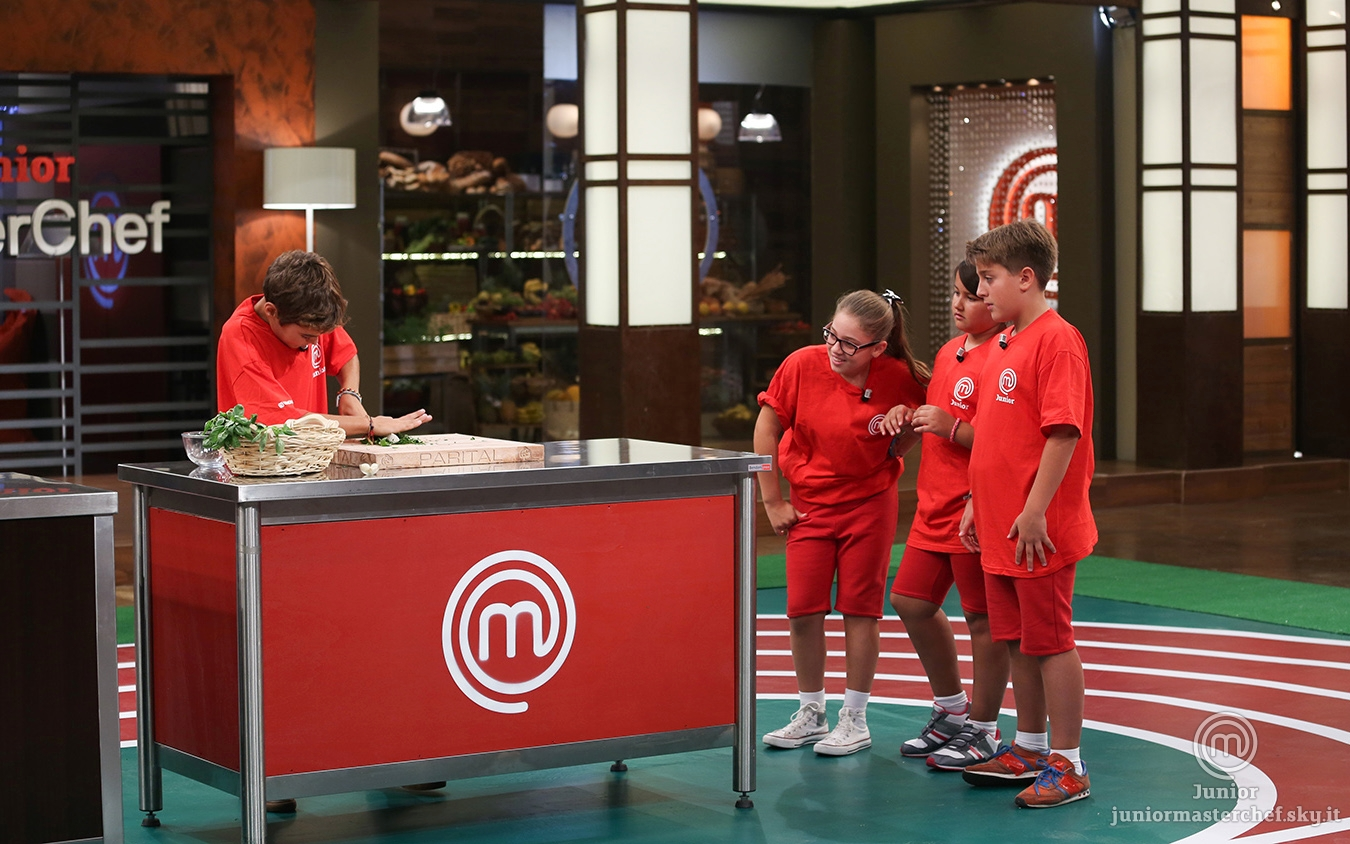 Junior MasterChef 2 Italia - Sky Uno